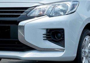 Cần bán Mitsubishi Attrage đời 2020, màu trắng, Nhập khẩu Thái, 375tr giá 375 triệu tại Sóc Trăng
