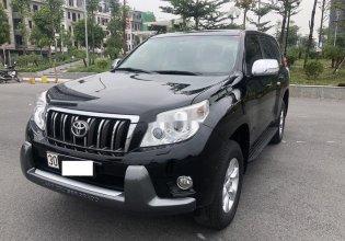 Xe Toyota Prado sản xuất 2010, màu đen, nhập khẩu nguyên chiếc giá 1 tỷ 10 tr tại Hà Nội