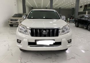 Bán Toyota Prado sản xuất năm 2011, màu trắng giá 1 tỷ 50 tr tại Hà Nội