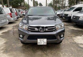 Cần bán xe Toyota Hilux năm sản xuất 2016, màu xám, nhập khẩu nguyên chiếc, giá chỉ 510 triệu giá 510 triệu tại Hà Nội
