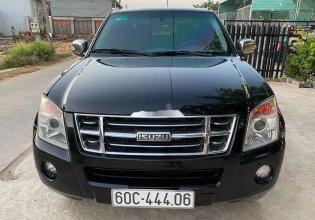 Bán Isuzu Dmax MT đời 2008, màu đen, xe nhập số sàn, máy dầu giá 275 triệu tại Đồng Nai