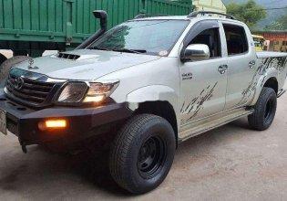Xe Toyota Hilux 3.0 năm 2012, màu trắng, xe nhập, giá chỉ 395 triệu giá 395 triệu tại Hà Tĩnh