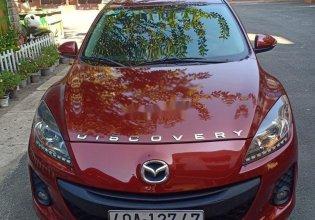Cần bán lại xe Mazda 3S AT đời 2013, màu đỏ số tự động, giá chỉ 416 triệu giá 416 triệu tại Lâm Đồng