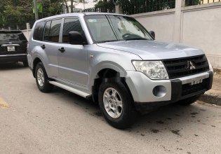 Cần bán lại xe Mitsubishi Pajero đời 2008, màu bạc, xe nhập giá 326 triệu tại Hà Nội