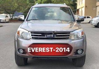 Cần bán lại xe Ford Everest đời 2014, màu bạc, chính chủ  giá 555 triệu tại Hà Nội