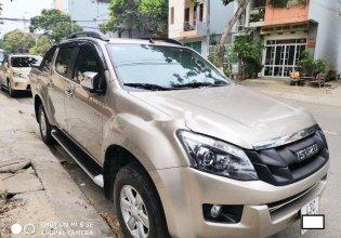 Cần bán gấp Isuzu Dmax đời 2016, màu vàng, nhập khẩu chính chủ giá 420 triệu tại Đà Nẵng