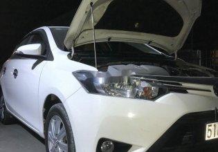 Bán ô tô Toyota Vios năm sản xuất 2018, màu trắng còn mới, 395 triệu giá 395 triệu tại Tp.HCM