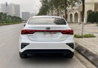 Bán Kia Cerato 1.6 AT đời 2019, màu trắng, giá 589tr giá 589 triệu tại Hà Nội