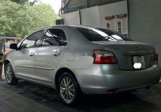 Bán Toyota Vios 1.5 E MT đời 2012, màu bạc chính chủ, giá 335tr giá 335 triệu tại Hà Nội
