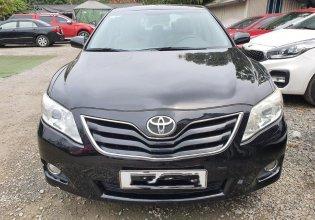 Bán Toyota Camry 2.5LE năm sản xuất 2009, màu đen, xe nhập, 620 triệu giá 620 triệu tại Hà Nội