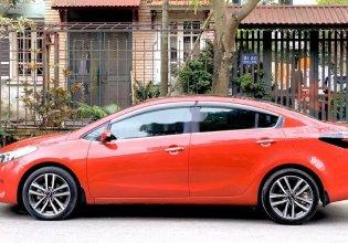 Cần bán gấp Kia Cerato 1.6AT sản xuất năm 2016, màu đỏ, giá 545tr giá 545 triệu tại Hà Nội