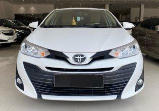 Bán xe mới qua sử dụng: Toyota Vios 1.5E CVT năm sản xuất 2019, màu trắng giá 525 triệu tại Tp.HCM