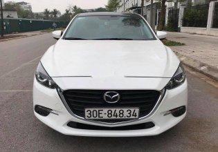 Cần bán xe Mazda 3 Facelift năm 2017, màu trắng, giá tốt giá 605 triệu tại Hà Nội