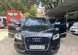 Cần bán Audi Q5 năm 2012, màu đen, xe nhập, giá rẻ giá 939 triệu tại Tp.HCM