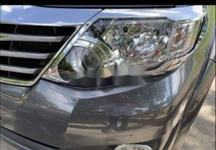 Cần bán gấp Toyota Fortuner sản xuất 2014, màu xám, nhập khẩu nguyên chiếc, 600 triệu giá 600 triệu tại Tp.HCM