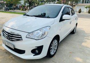 Bán Mitsubishi Attrage sản xuất năm 2018, màu trắng, nhập khẩu   giá 328 triệu tại Đà Nẵng