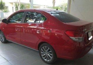 Cần bán gấp Mitsubishi Attrage đời 2019, màu đỏ, nhập khẩu nguyên chiếc, 415 triệu giá 415 triệu tại Tp.HCM