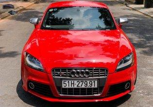 Cần bán gấp xe cũ Audi TT sản xuất năm 2009, màu đỏ, nhập khẩu giá 810 triệu tại Tp.HCM