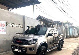 Bán Isuzu Dmax sản xuất năm 2014, màu xám, nhập khẩu giá 395 triệu tại Gia Lai
