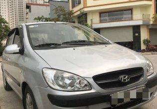 Bán ô tô Hyundai Click đời 2008, màu bạc, nhập khẩu nguyên chiếc giá 145 triệu tại Hà Nội