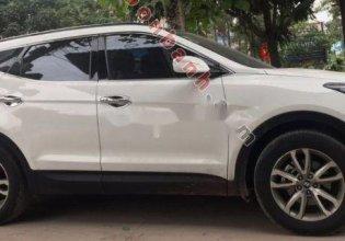 Bán Hyundai Santa Fe đời 2013, màu trắng giá 769 triệu tại Bắc Giang
