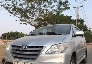 Cần bán lại xe Toyota Innova năm 2015, màu bạc số sàn, 463 triệu giá 463 triệu tại Tp.HCM