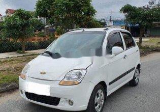 Bán ô tô Chevrolet Spark sản xuất 2009, màu trắng, giá chỉ 90 triệu giá 90 triệu tại Hải Phòng
