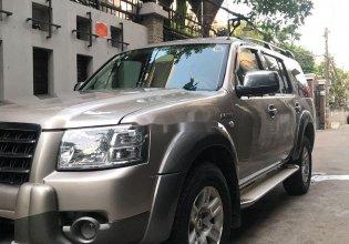 Cần bán gấp Ford Everest đời 2008, màu xám, giá tốt giá 320 triệu tại Tp.HCM