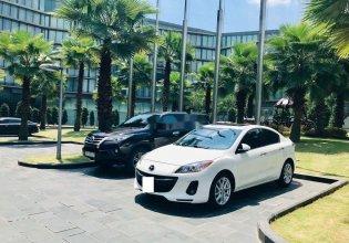 Bán Mazda 3 sản xuất năm 2013, màu trắng giá 475 triệu tại Hà Nội