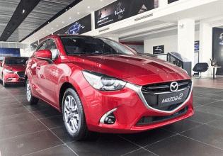 Giảm 20 triệu tiền mặt khi mua chiếc Mazda 2 Luxury, sản xuất 2020, xe nhập khẩu giá 599 triệu tại Khánh Hòa