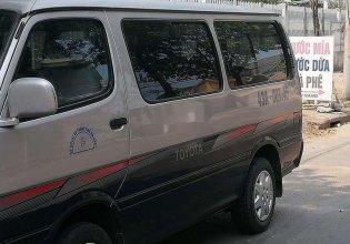 Bán Toyota Hiace đời 2003, nhập khẩu, 110tr giá 110 triệu tại Đà Nẵng