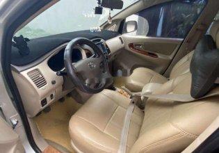 Cần bán Toyota Innova sản xuất 2008, màu bạc giá 286 triệu tại Yên Bái