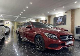 Mua xe với giá cực thấp với chiếc Mercedes-Benz C Class C300, đời 2015, màu đỏ giá 980 triệu tại Hà Nội