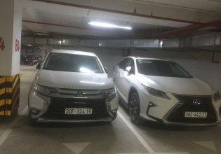 Cần bán Mitsubishi Outlander 2018, màu trắng, nhập khẩu  giá 760 triệu tại Hà Nội