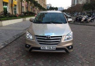 Cần bán xe Toyota Innova năm sản xuất 2015, chính chủ, giá 445tr giá 445 triệu tại Hà Nội