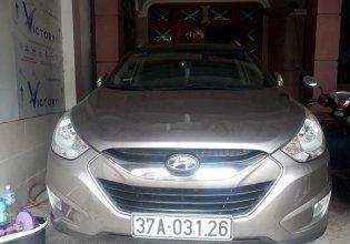 Cần bán Hyundai Tucson năm 2011, màu xám, nhập khẩu nguyên chiếc, 550 triệu giá 550 triệu tại Nghệ An