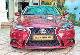 Cần bán gấp Lexus IS 2010, màu đỏ, nhập khẩu nguyên chiếc giá 1 tỷ 188 tr tại Cần Thơ