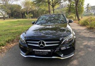 Bán xe siêu lướt Mercedes C200 Sport đời 2019, màu đen giá 1 tỷ 410 tr tại Tp.HCM