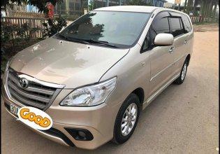 Cần bán chiếc Toyota Innova E MT đời 2014, màu kem (be), giá tốt, giao nhanh giá 402 triệu tại Hà Nội