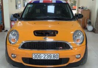 Bán Mini Cooper sản xuất 2008, màu vàng, nhập khẩu nguyên chiếc giá cạnh tranh giá 485 triệu tại Hà Nội