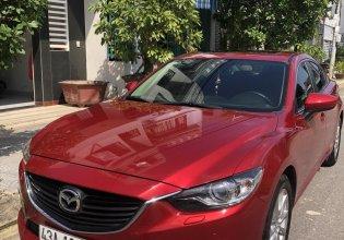 Bán gấp Mazda 6 năm sản xuất 2016, màu đỏ, giá siêu rẻ giá 715 triệu tại Đà Nẵng