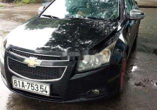 Bán ô tô Chevrolet Cruze năm sản xuất 2010, màu đen, nhập khẩu nguyên chiếc xe gia đình, 260tr giá 260 triệu tại Bình Dương