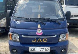 Ngân hàng thanh lý bán đấu giá chiếc JAC HFC 1.25 tấn, sản xuất 2018, màu xanh lam, giao xe nhanh giá 189 triệu tại Tp.HCM