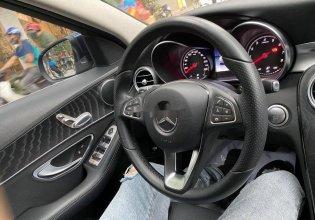 Bán ô tô Mercedes C200 đời 2017, màu xanh lam như mới giá 1 tỷ 150 tr tại Hà Nội