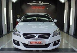 Bán Suzuki Ciaz sản xuất 2017, màu trắng, xe nhập, chính chủ giá 423 triệu tại Tp.HCM