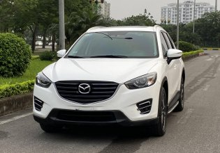 Bán Mazda CX 5 sản xuất năm 2017, màu trắng, 725 triệu giá 725 triệu tại Hà Nội
