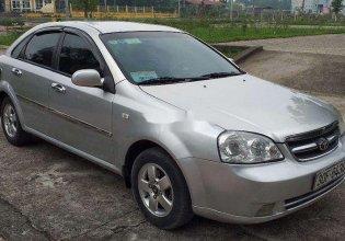 Bán Daewoo Lacetti 2007, màu bạc, xe nhập, giá tốt giá 156 triệu tại Vĩnh Phúc