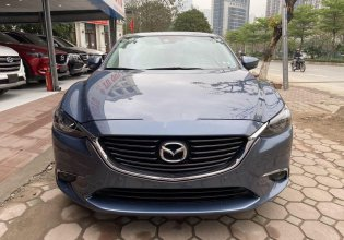Bán Mazda 6 sản xuất 2016, màu xanh lam giá 745 triệu tại Hà Nội