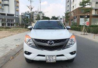 Cần bán Mazda BT 50 năm 2016, màu trắng, xe nhập chính chủ giá 495 triệu tại Tp.HCM