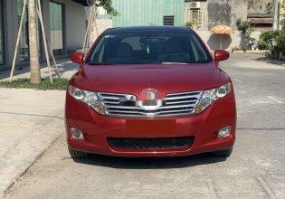 Bán Toyota Venza năm 2009, màu đỏ, xe nhập giá 767 triệu tại Tp.HCM